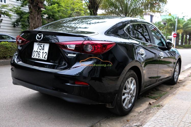 Thuê xe ô tô 4 chỗ Mazda 3