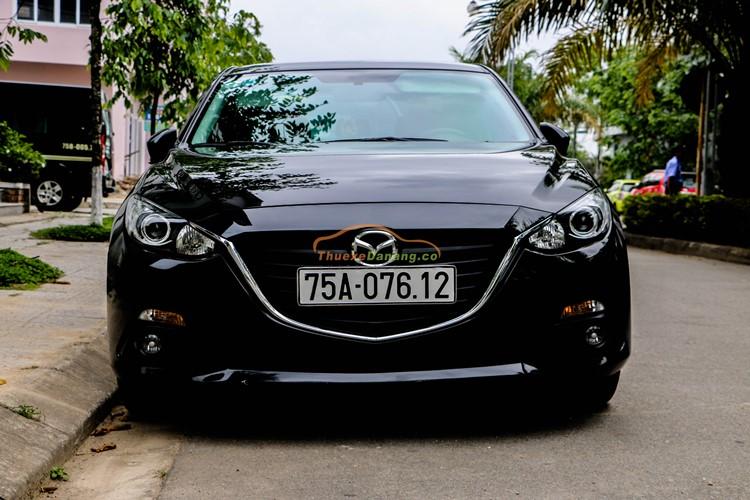 Cho thuê xe Mazda 3