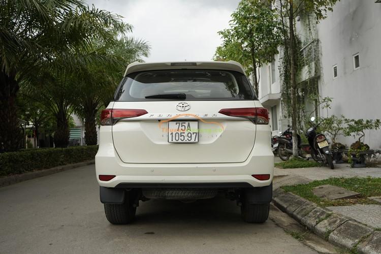 Toyota Fotuner 2017