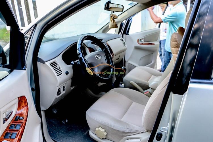 Dịch vụ cho thuê xe Toyota Innova