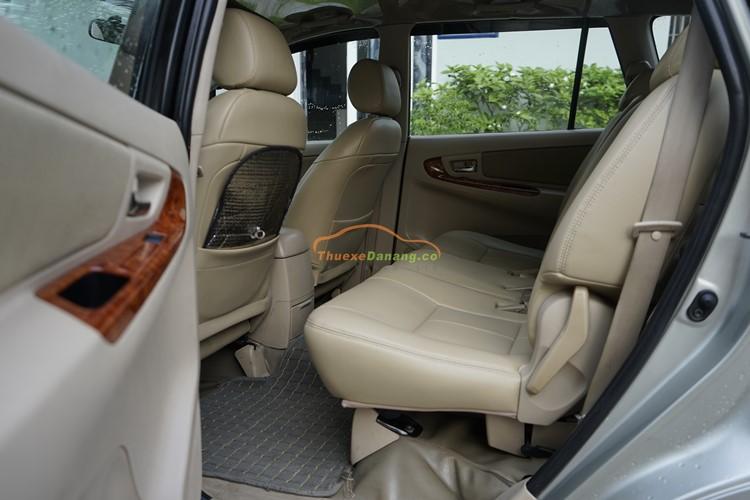 Toyota Innova 7 chỗ Đà Nẵng