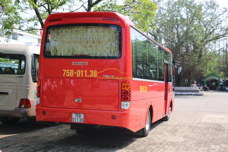 dịch vụ thuê xe Đà Nẵng