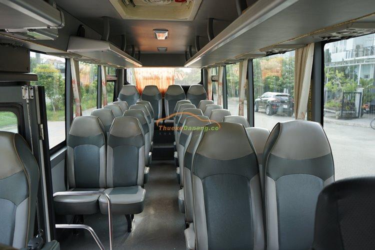 xe 29 chỗ Đà Nẵng