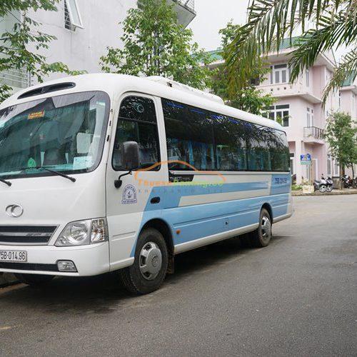 Xe du lịch Đà Nẵng