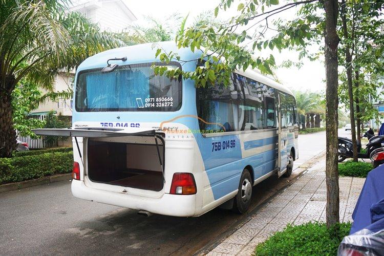 cho thuê xe ở Đà Nẵng