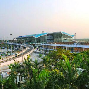 thuê xe hội an đi sân bay đà nẵng