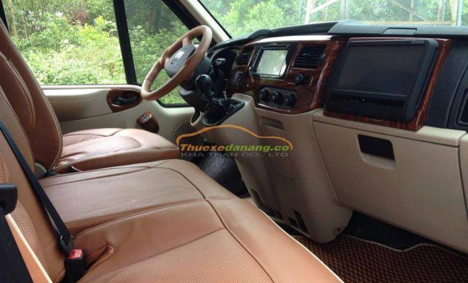 limousine 9 chỗ huế đi đà nẵng