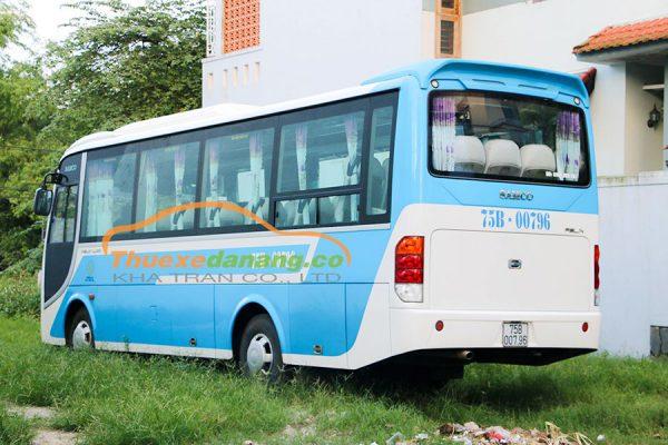 dịch vụ cho thuê xe 24 chỗ tại đà nẵng