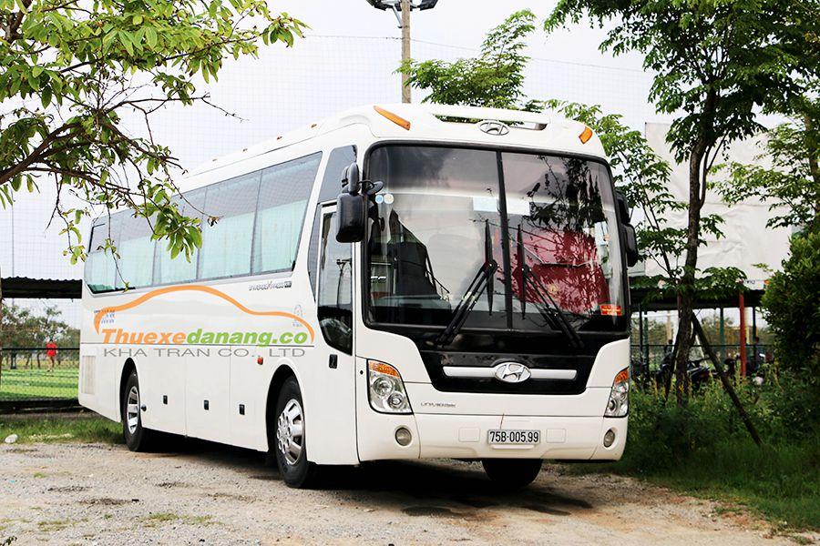 thuê xe du lịch 45 chỗ tại đà nẵng