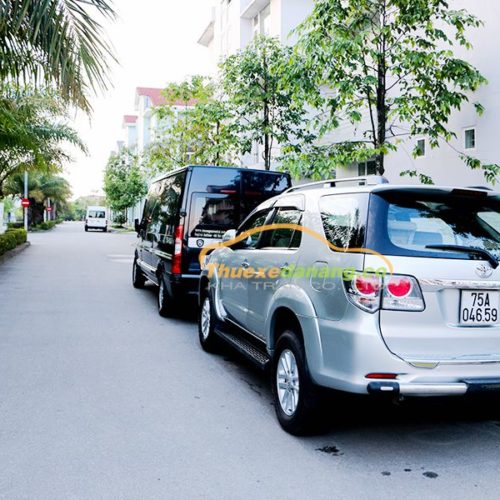 thuê xe fortuner tại đà nẵng
