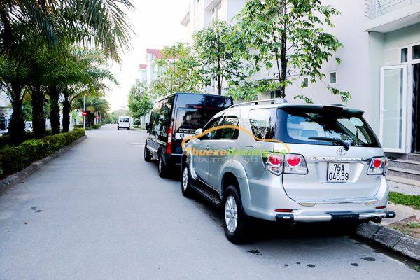 thuê xe cưới 7 chỗ tại đà nẵng