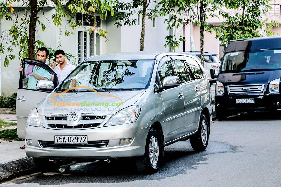 Dịch vụ thuê xe rước dâu tại Đà Nẵng