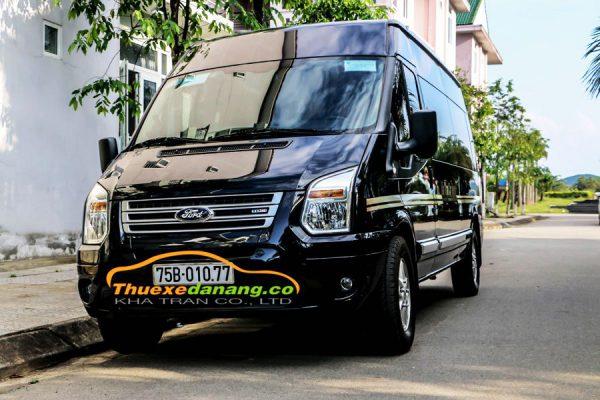 xe limousine Đà Nẵng Nha Trang