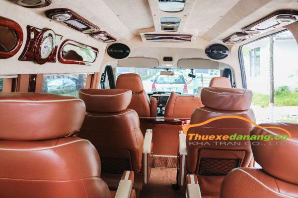 thuê xe du lịch limousine đà nẵng