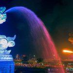 Cá chép hóa Rồng – biểu tượng tuyệt đẹp bên sông Hàn Đà Nẵng
