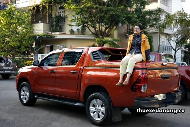 Thuê xe bán tải Đà Nẵng