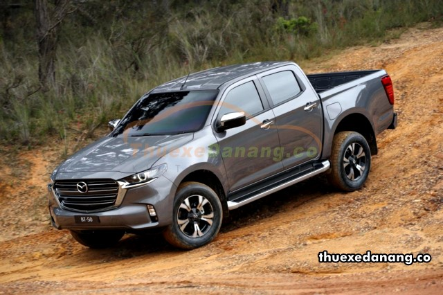 thuê xe bán tải đà nẵng Mazda BT - 50