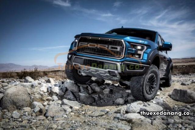 thuê xe bán tải đà nẵng Ford Ranger