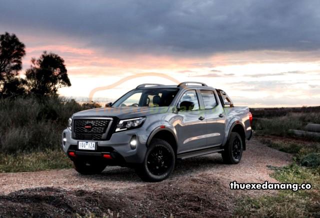 thuê xe bán tải đà nẵng Nissan Navara