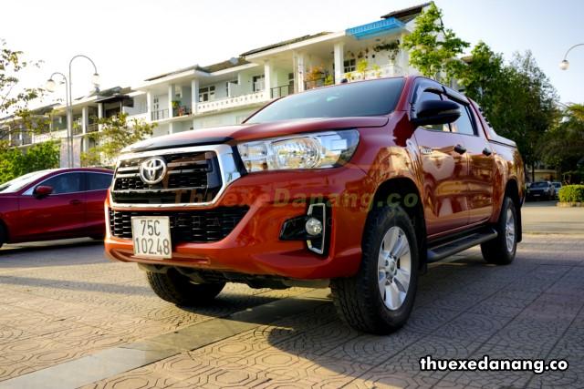 Dịch vụ thuê xe bán tải giá rẻ tại Đà Nẵng