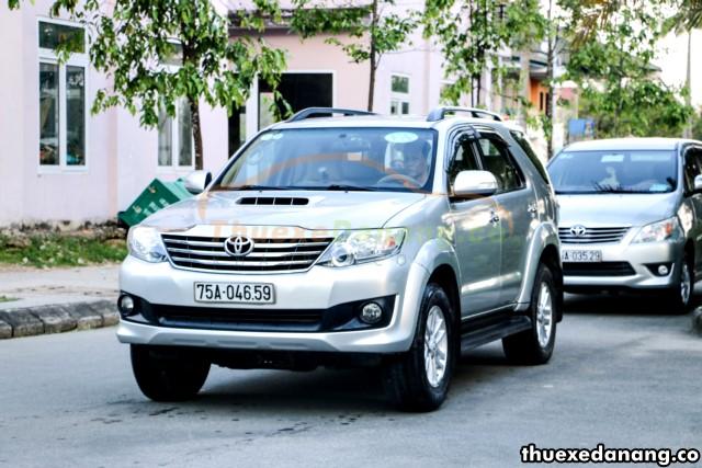 Thuê xe SUV 7 chỗ tại Đà Nẵng
