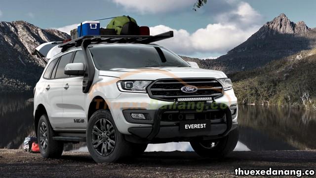 thuê xe suv 7 chỗ Ford Everest tại đà nẵng