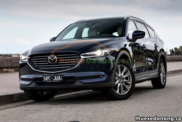 thuê xe suv 7 chỗ tại đà nẵng Mazda CX - 8