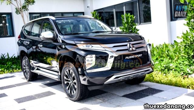 thuê xe suv 7 chỗ tại đà nẵng Mitsubishi Pajero Sport